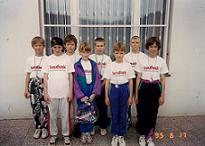 Trainingsgruppe 1995